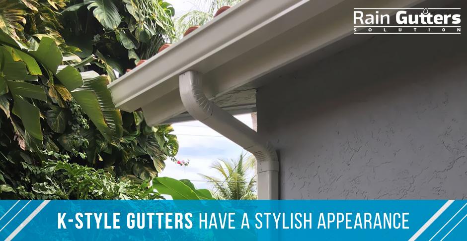 K Style Gutters Advantages And Disadvantages