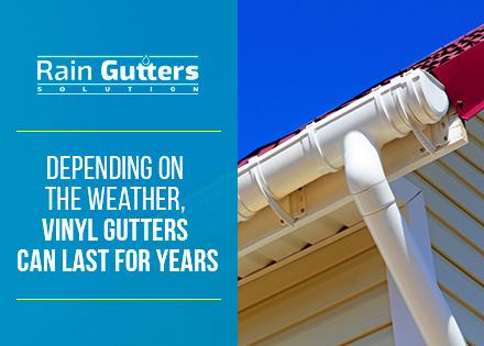 Why choose vinyl gutters vinyl gutters installation solutioingenieria Choice Image