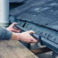 How Much Does a Rain Gutter Replacement Cost
