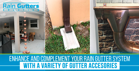 5 Gutter Accessories You Need To Add Your Next