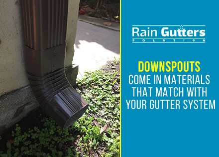 Gutter accessories Downspout Extension