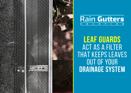 Gutter Accessories Leaf Guard