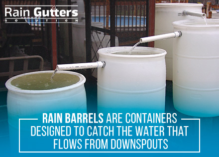 How Do Rain Barrels Work Rain Water Collection Multiple Barrels