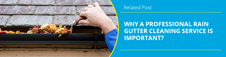 Rain Gutter Installation Must Be Done by Professionals
