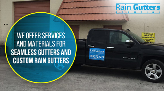 Rain Gutters Solution Office