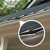 Leaky Gutters that Needs a Rain Gutter Repair Service