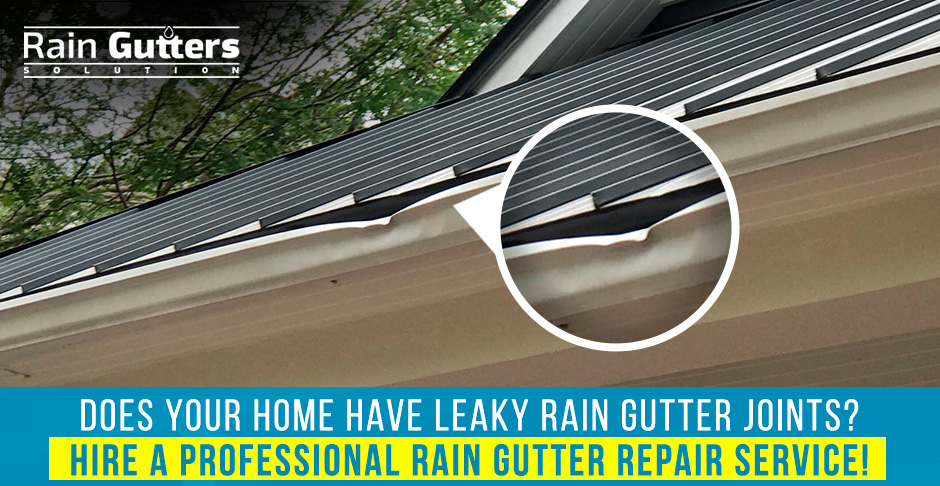 Quick Solutions For Everyday Rain Gutter Problems