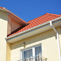 Rain Gutters Solution Custom Gutter Installation South