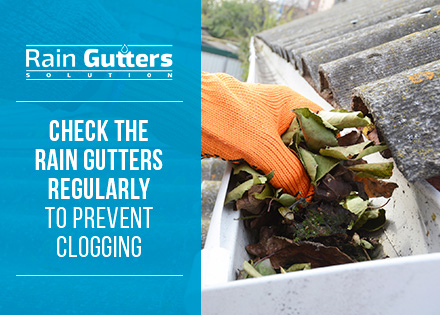 Rain Gutters Maintenance are Also Essential for Any Property
