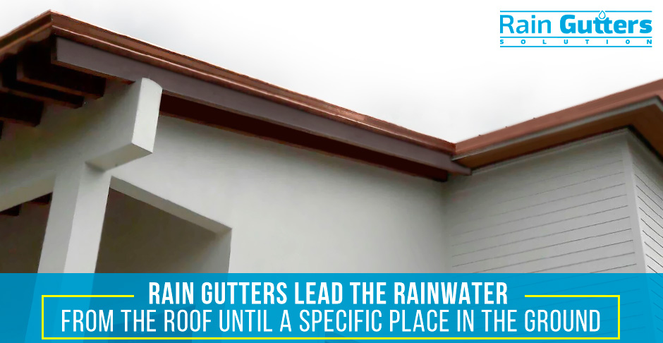 Essential Rain Gutter System for Any Property
