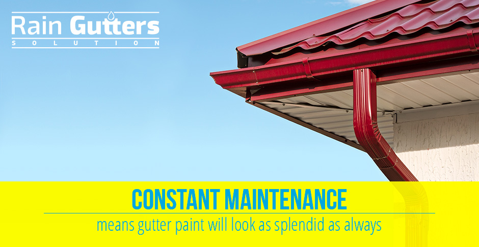 Red Gutters Rain Gutter Repair Service